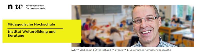 4. Solothurner Kompetenzgespräche