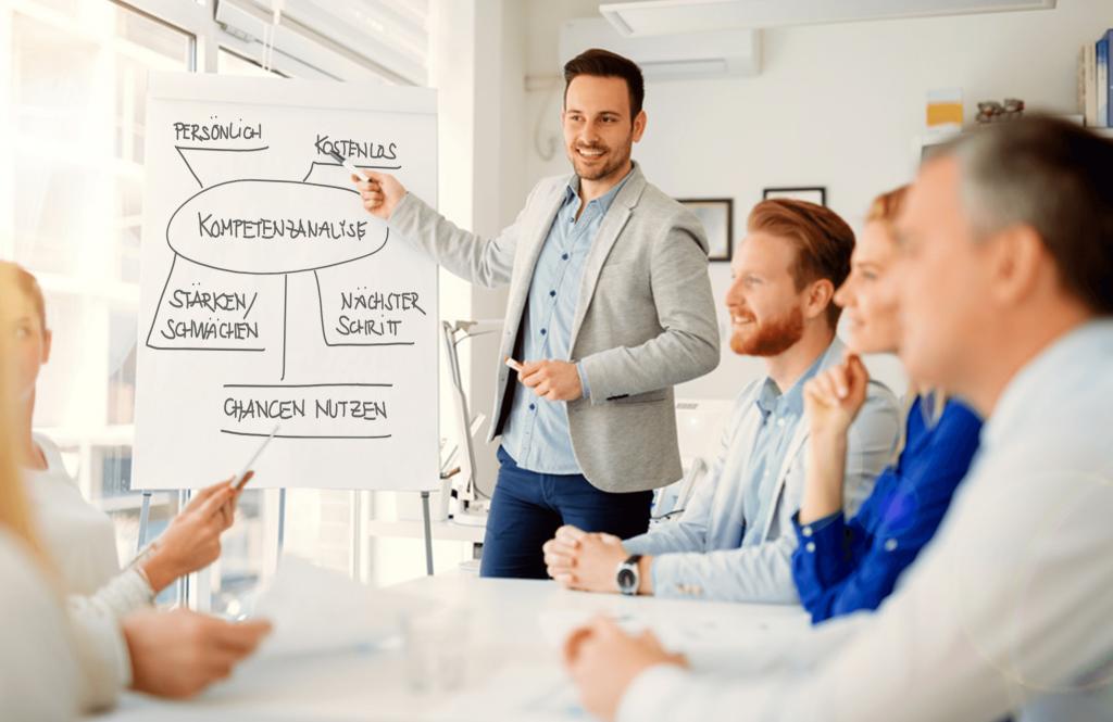 Sponsoring praxisseminare.ch in den Bereichen Führung & Management