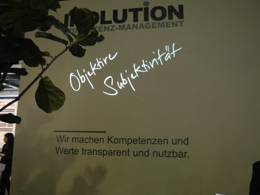 Inolution-Stand an der Personal Swiss 2017