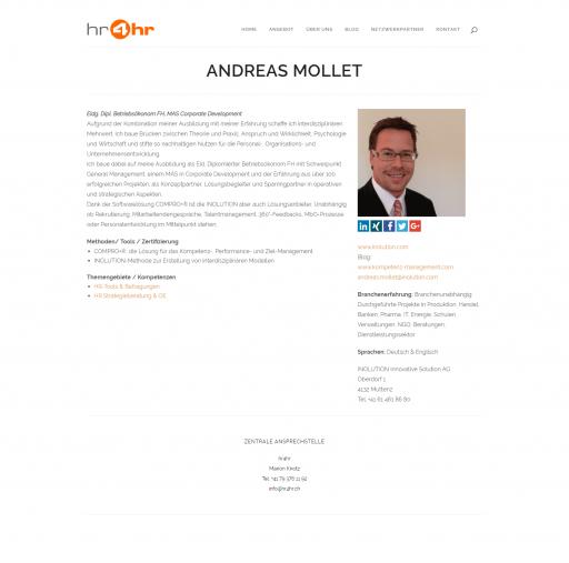 HR4HR Autorenportrait Andreas Mollet