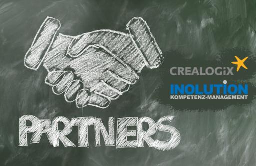 Zusammenarbeit Crealogix und Inolution