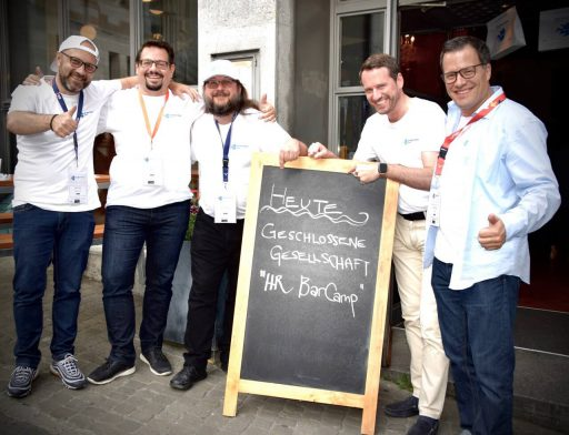 HR BarCamp 2019 Zürich