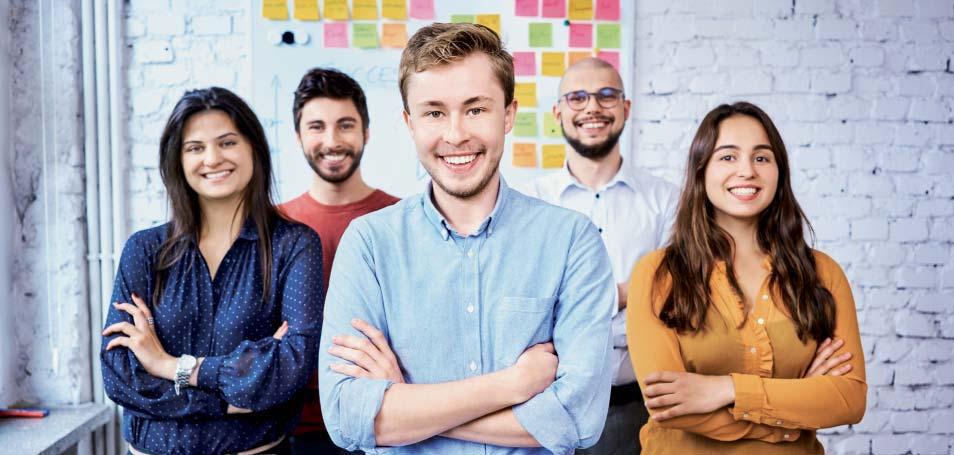 Teamentwicklung zur Kernkompetenz