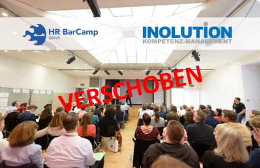 HR BarCamp 2020 verschoben