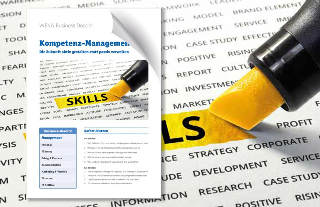 Business Dossier Kompetenz-Management 4.0